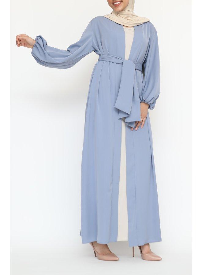 Classy Kimono - pastelblue