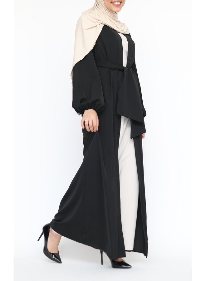 Classy Kimono - zwart