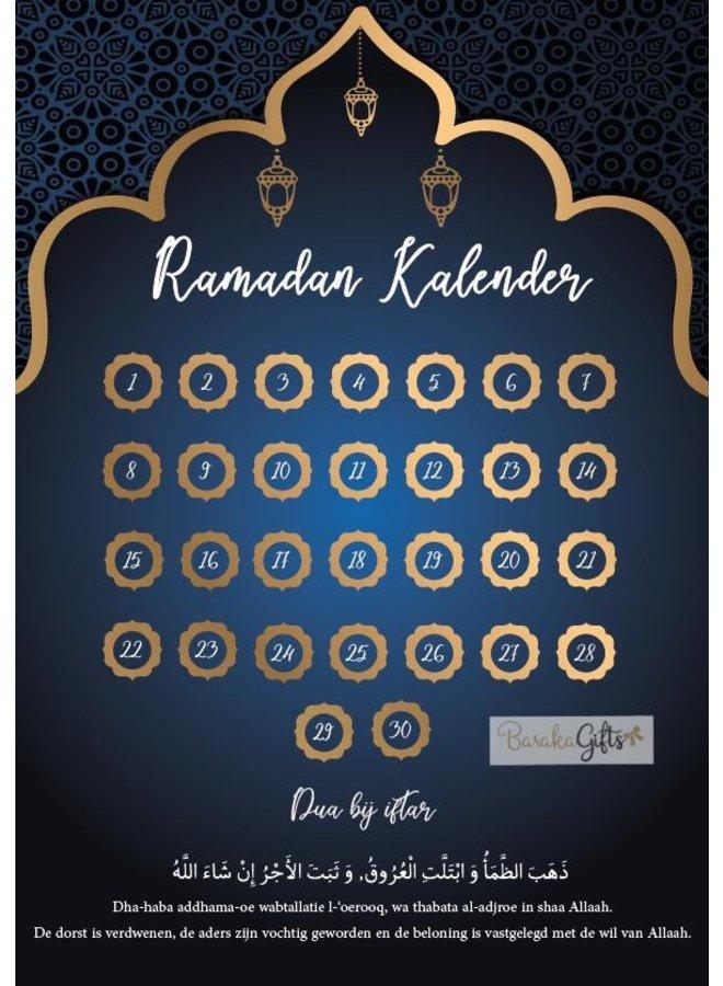Ramadan kalender