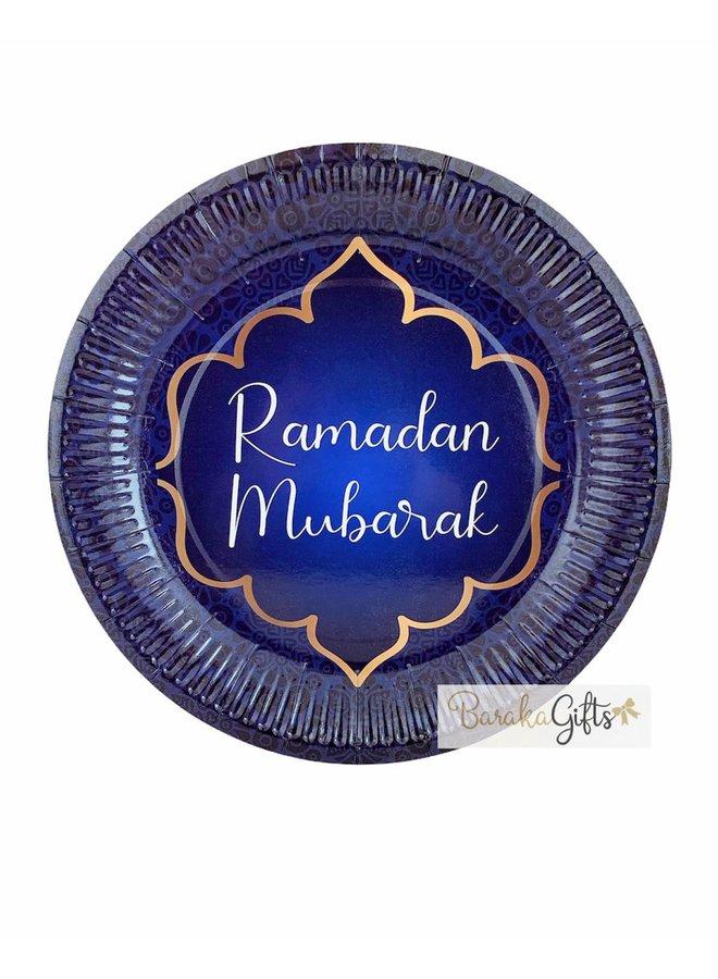 Ramadan plate