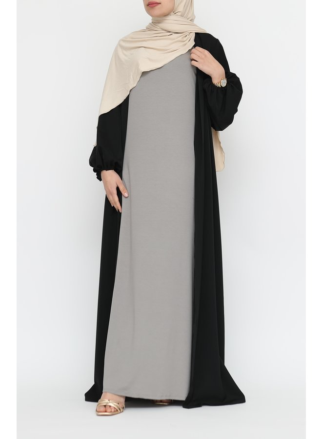 Underdress (sleeveless) - taupe