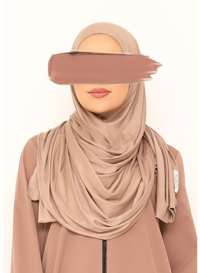 XL Instant Jersey - taupe