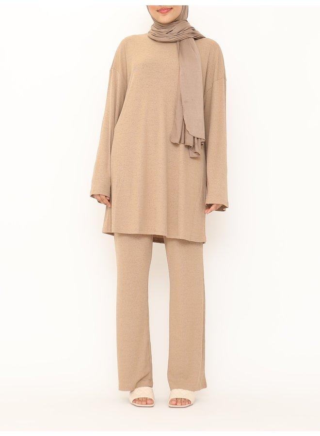 Twinset casual - camel