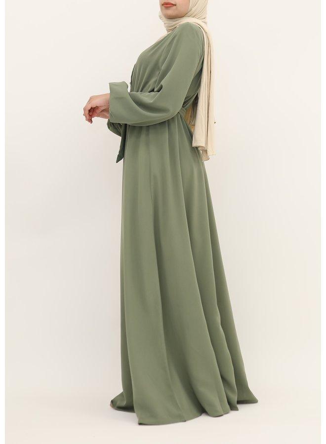 Maxi Abaya - green