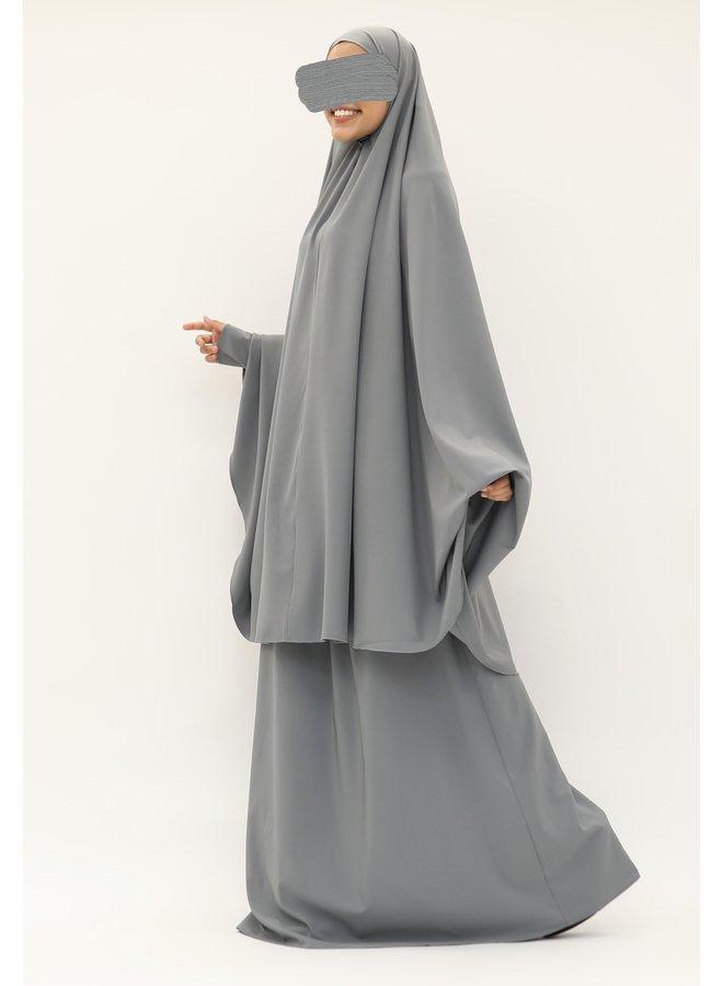 Jilbaab - grey