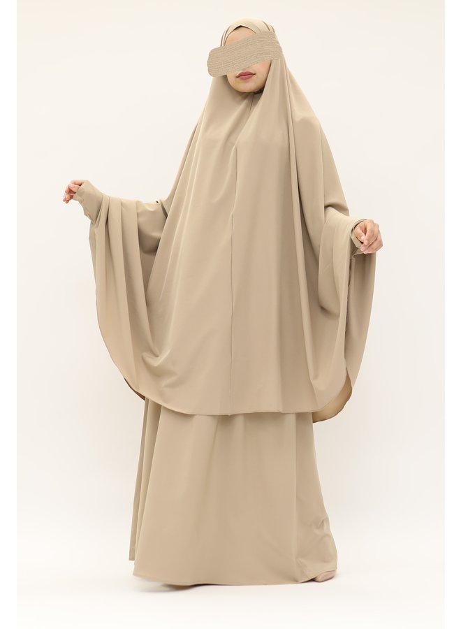 Jilbaab - beige