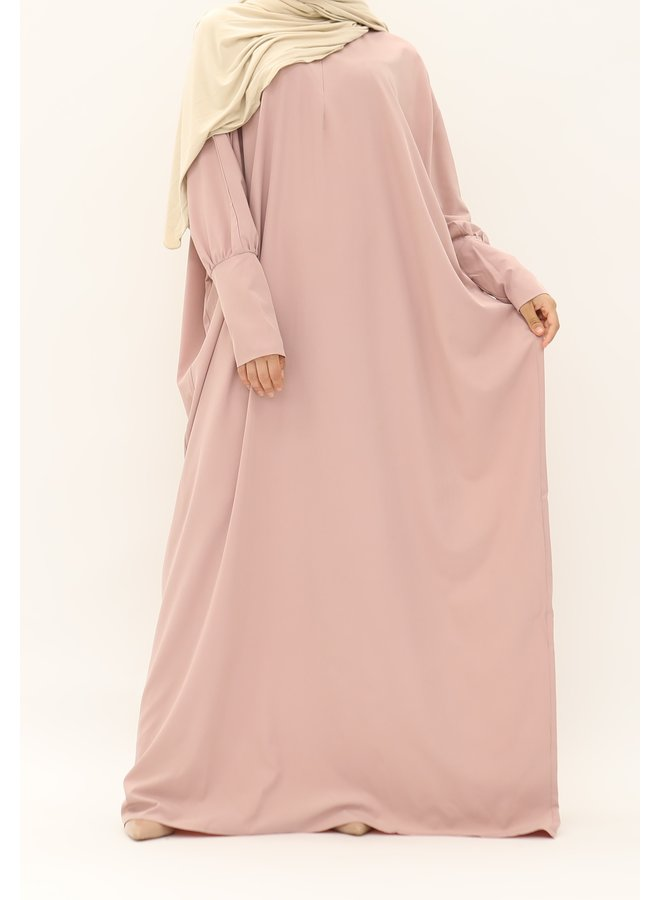 Farasha Abaya  - pink