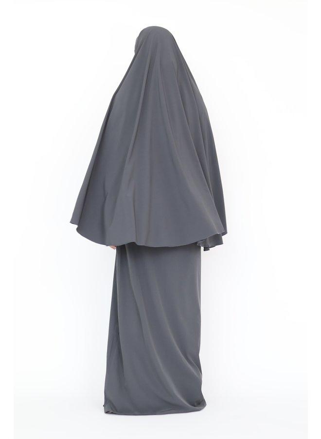Stretch heupkhimaar - darkgray