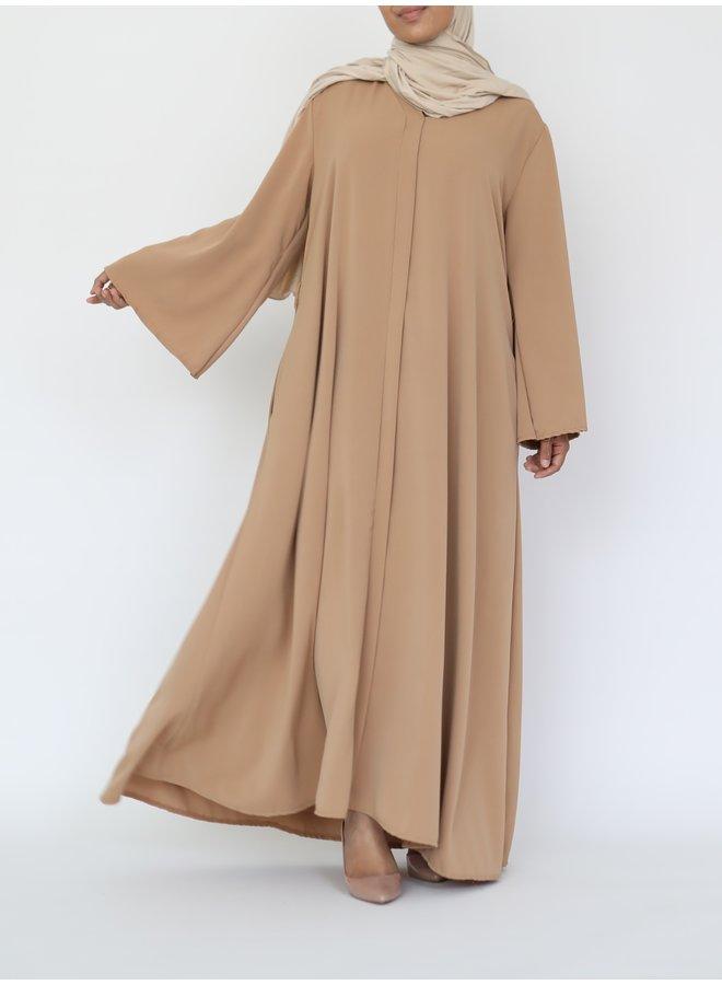 Abaya Zayna - nude
