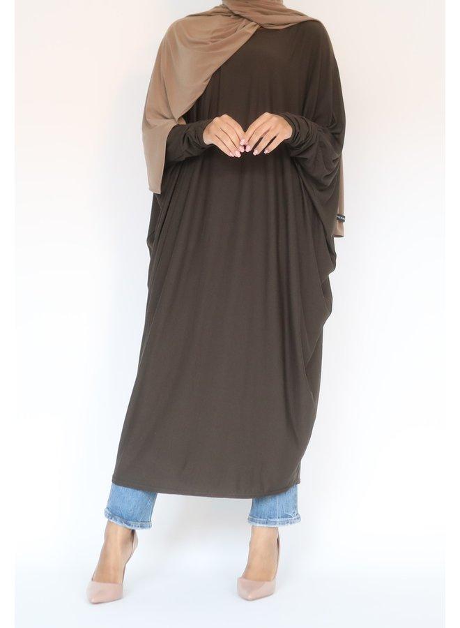 Farasha tunic - brown