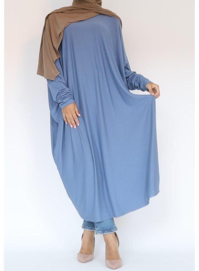 Farasha tunic - bleu