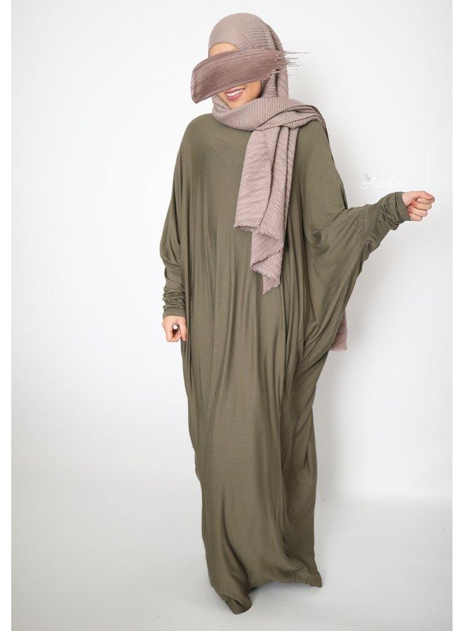 Farasha XL Abaya - kaki