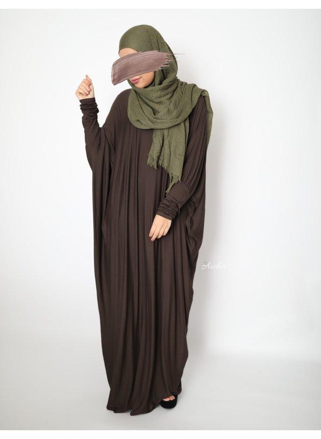 Farasha XL Abaya - brown