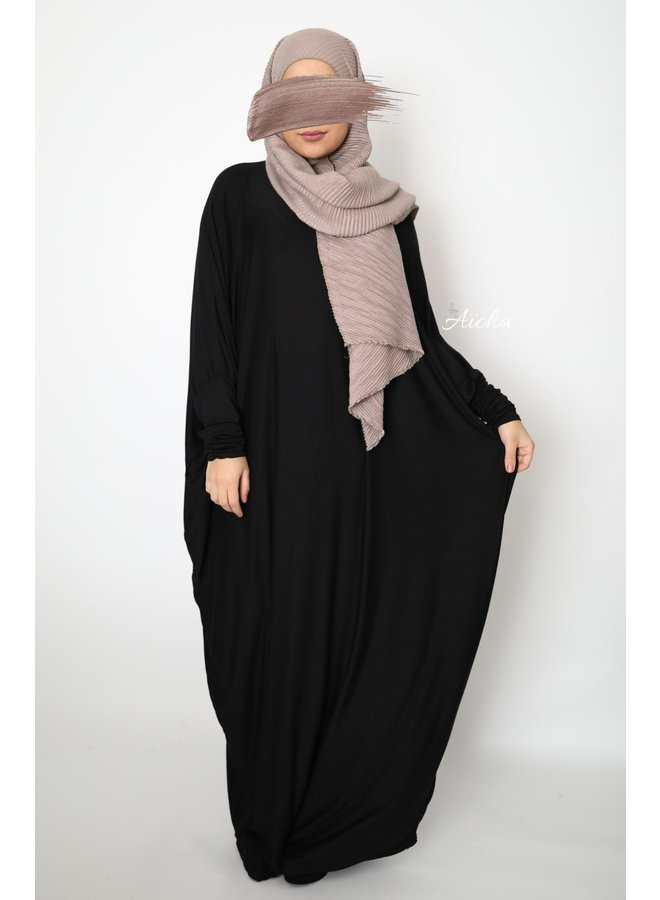 Farasha XL Abaya - black
