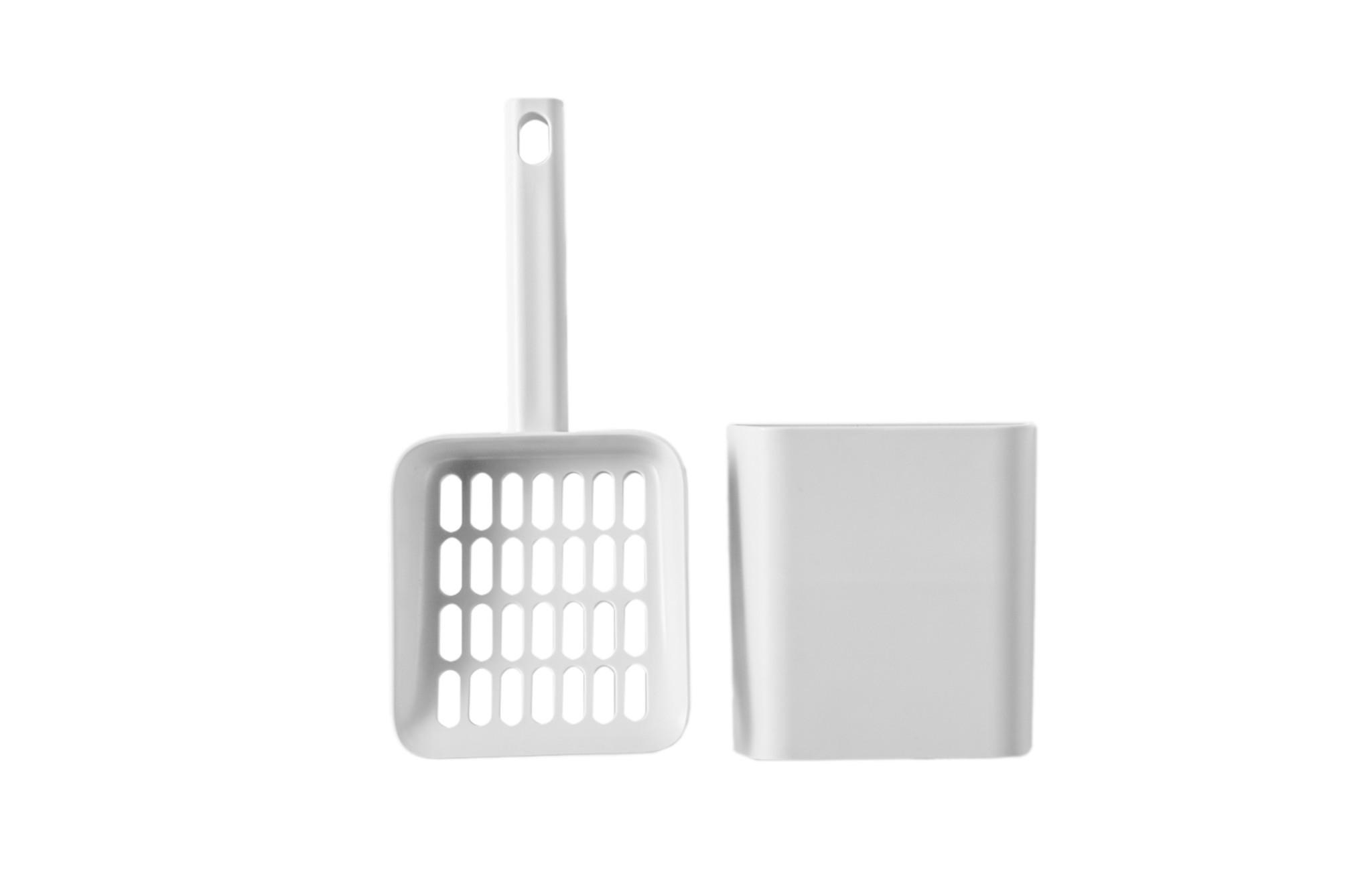 Hoopo® paletta+contenitore  Bianco