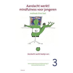 Werkboekje HB3 - verpakt per 10 stuks