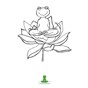 Eline Snel Frosch Zeichnungen