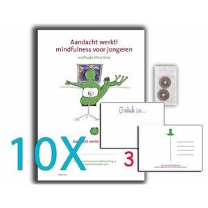 Werkset HB 3 - verpakt per 10