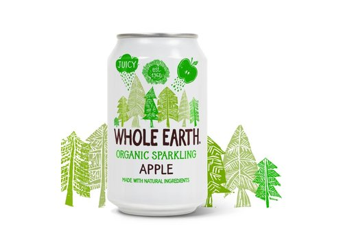 Whole Earth Sparkling Apple