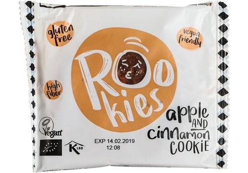 Rookies Apple & Cinnamon Cookie Biologisch