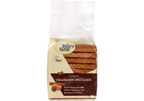 Billy's Farm Volgranen Speculoos 230 gram