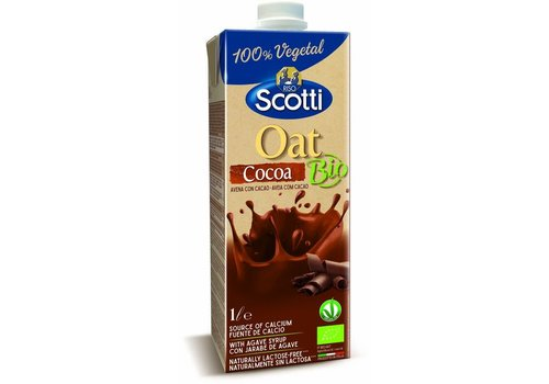 Riso Scotti Haverdrink Cacao Biologisch