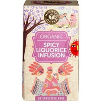Spicy Liquorice Infusion Thee
