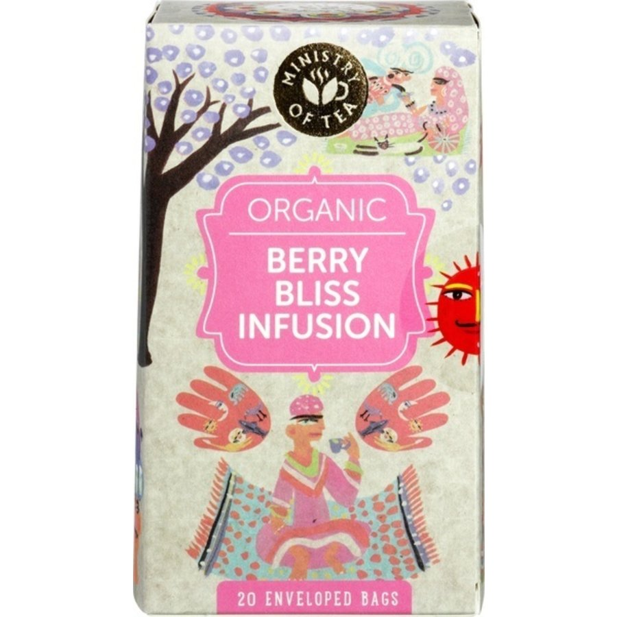 Berry Bliss Infusion Thee