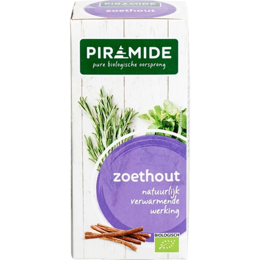 Zoethoutthee