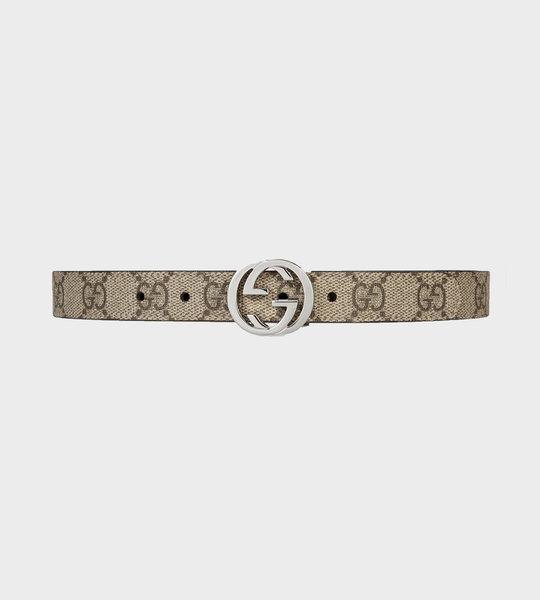 GG Supreme Canvas Belt