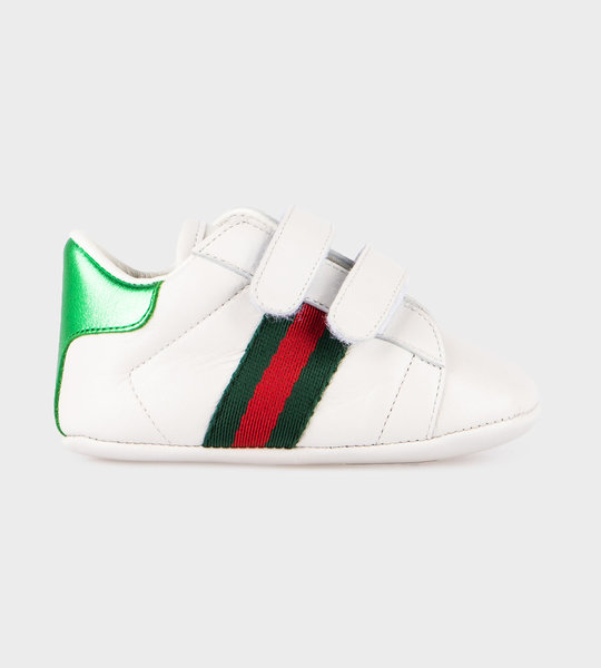 Baby Ace Sneaker White