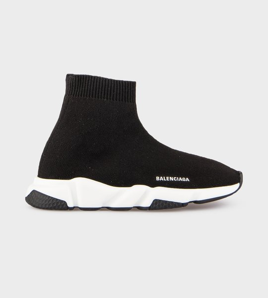 Speed Sock Sneaker Black/White