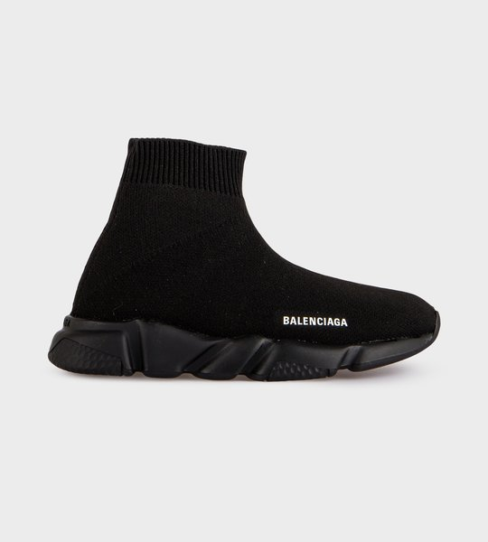 Speed Sock Sneaker Black