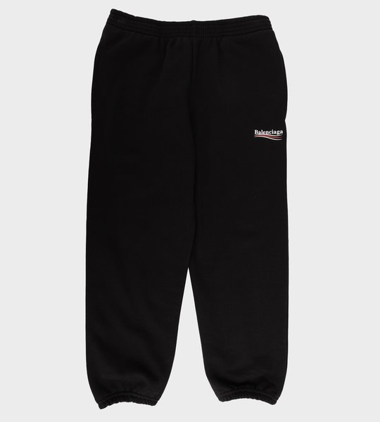 Logo Sweatpants Black