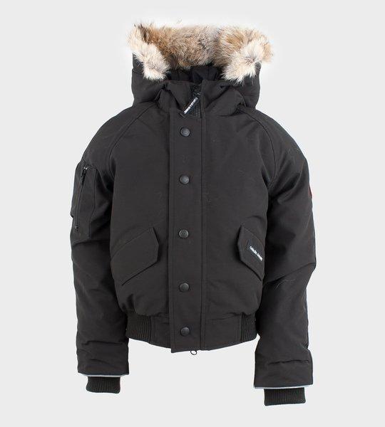 Youth Rundle Bomber Jacket