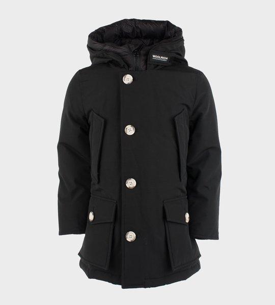 Arctic Parka Jacket Black