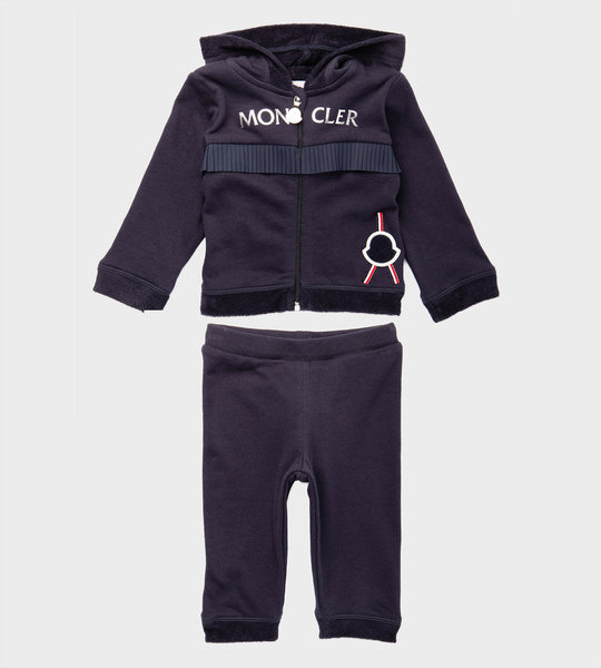 Baby Tracksuit Navy