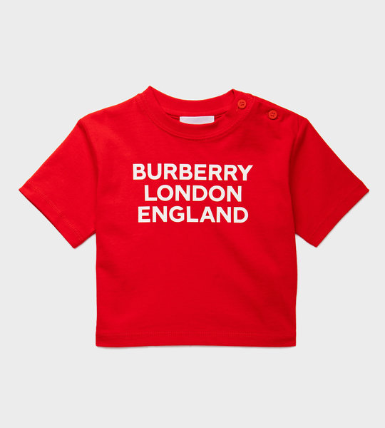 Baby Logo T-shirt Red