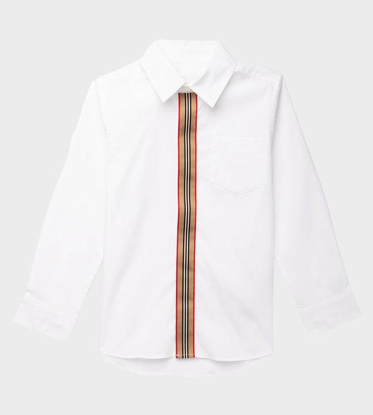 Silverton Shirt White