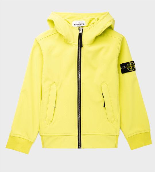 Soft Shell Jacket Yellow