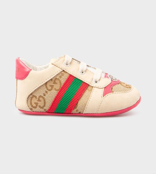 Baby Screener Sneaker Pink