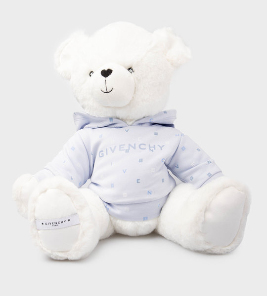 Logo Teddy Bear Blue