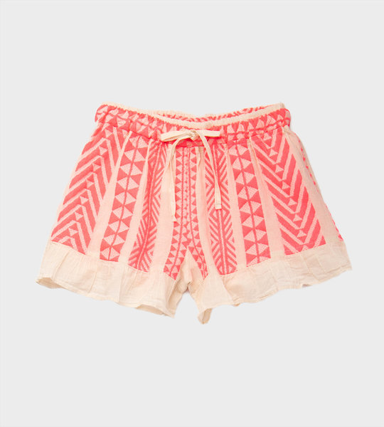 Shorts Neon Pink
