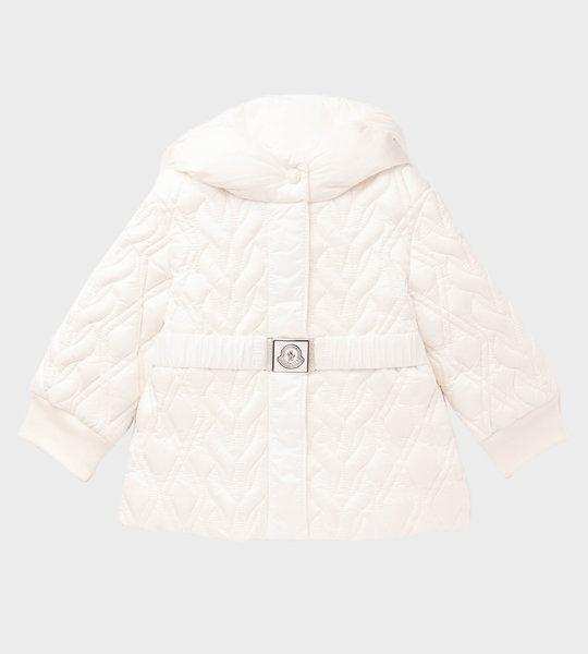 Baby '' Suher'' Jacket White