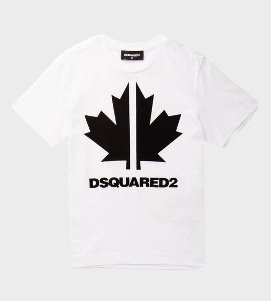Print T-Shirt White