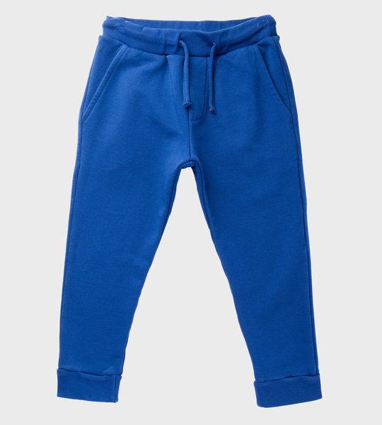 Sport Logo Sweatpants Blue