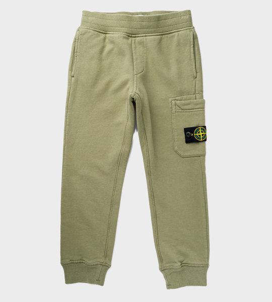 Badge Sweatpants Green