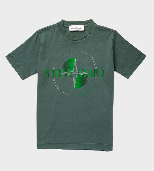 Logo T-Shirt Green
