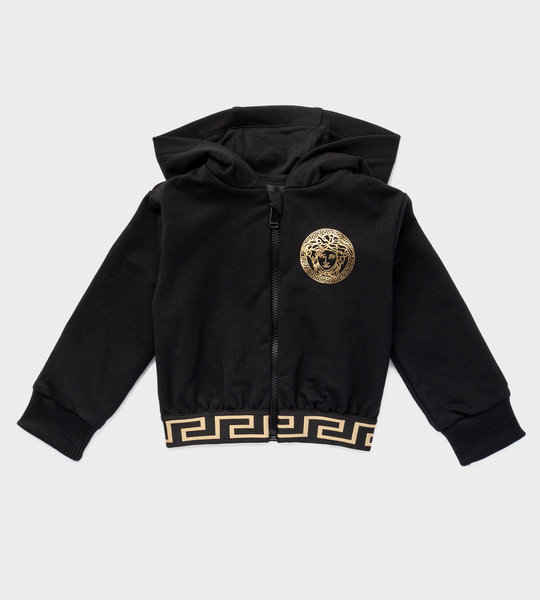 Baby Tracksuit Black/Gold