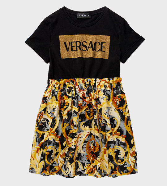 Dress Golden Logo Skirt